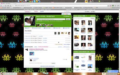 Orkut com tema