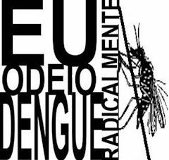 Eu odeio a dengue radicalmente