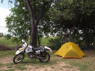Suzuki DR 350 Motomonkey Adventures