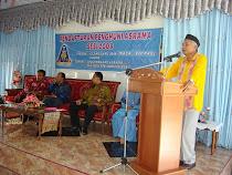 UCAPAN DI MAJLIS SUAIKENAL ASRAMA SMKCR 2008.