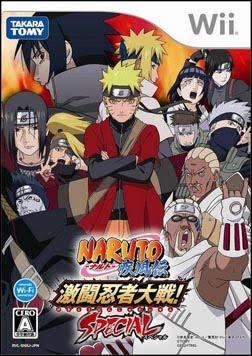 Naruto Shippuden: Gekito Ninja Taisen! Special