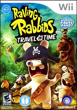 Raving Rabbids: Travel in Time - Wii ISO