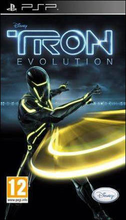 Download - TRON: Evolution - PSP ISO - Baixar