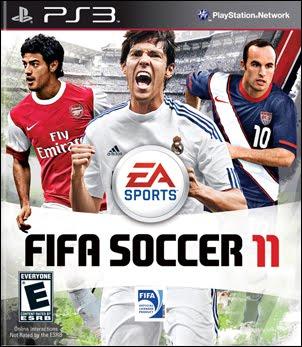Baixar Jogo: Fifa Soccer 11 - PS3 ISO