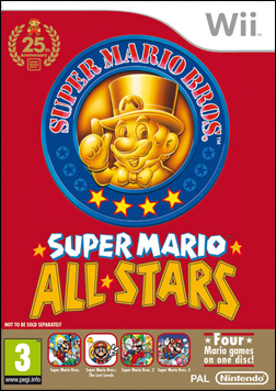 Download - Super Mario All-Stars - Wii ISO