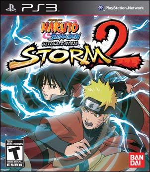 Baixar - Naruto Ninja Storm 2 - PS3 ISO