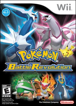 Baixar - Pokemon Battle Revolution - Wii