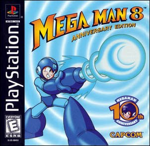 Baixar Jogo: Mega Man 8 - Roms PS1