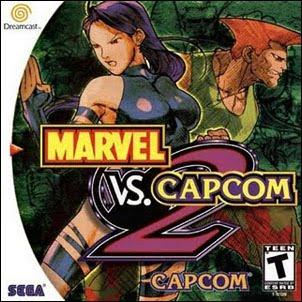 Baixar Jogo: Marvel vs. Capcom 2: The New Age of Heroes