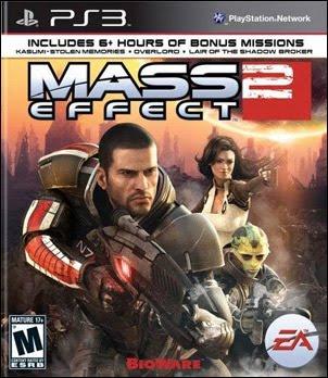 Baixar Jogo: Mass Effect 2 - PS3