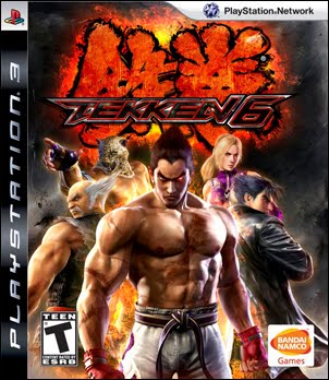 Download - Tekken 6 - PS3