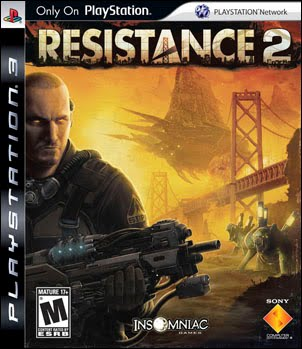 Resistance 2 - PS3