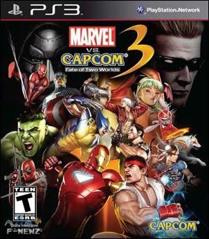 Marvel vs. Capcom 3 - PS3