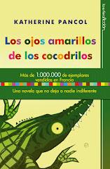 Libro del mes (Enero) - Los ojos amarillos de los cocodrilos