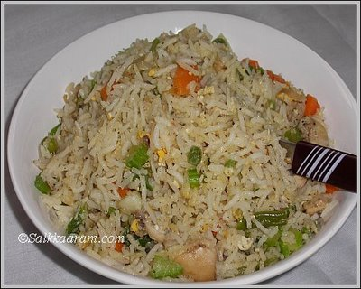 Make the best of your time bandi fried rice bandi fried rice ccuart Gallery