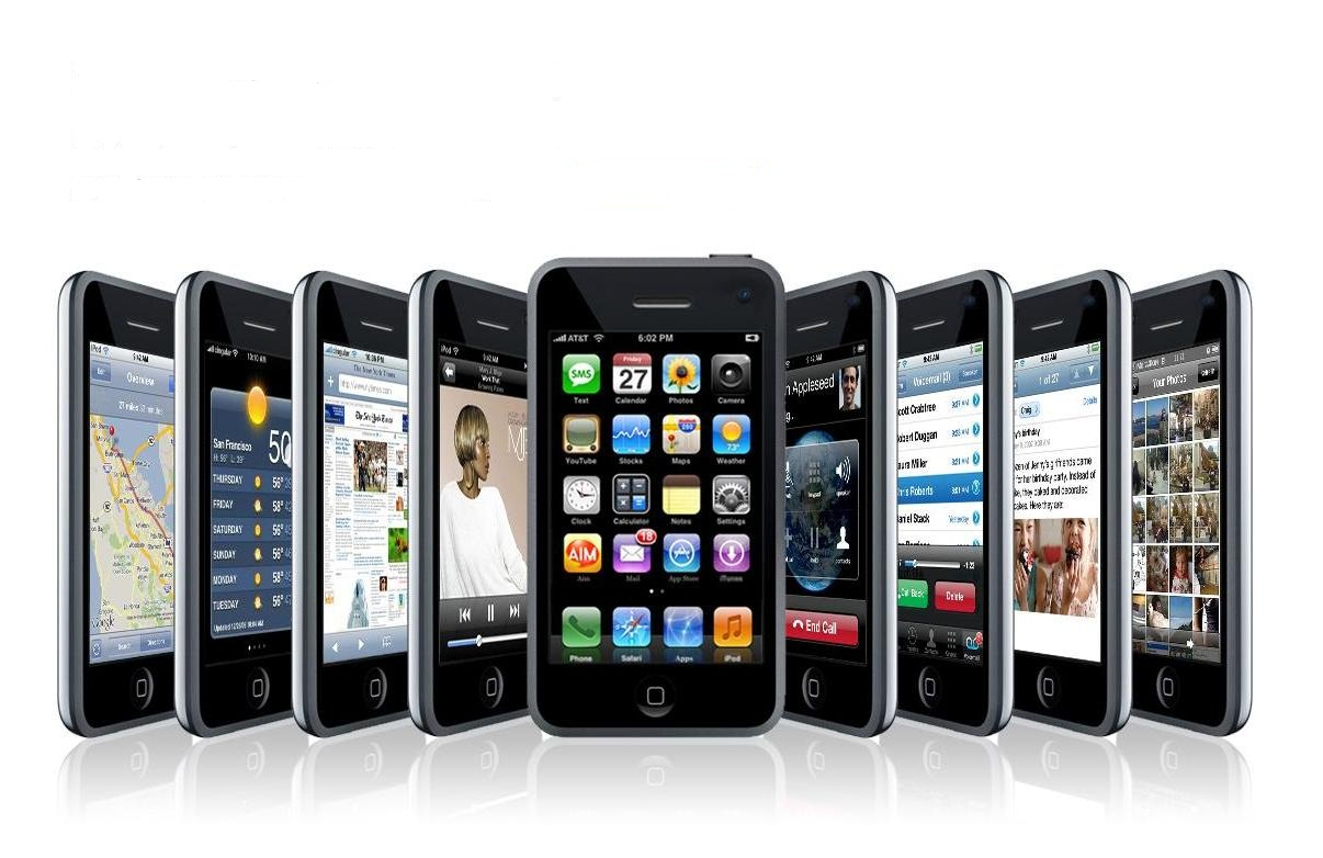 cell phone retail industry
