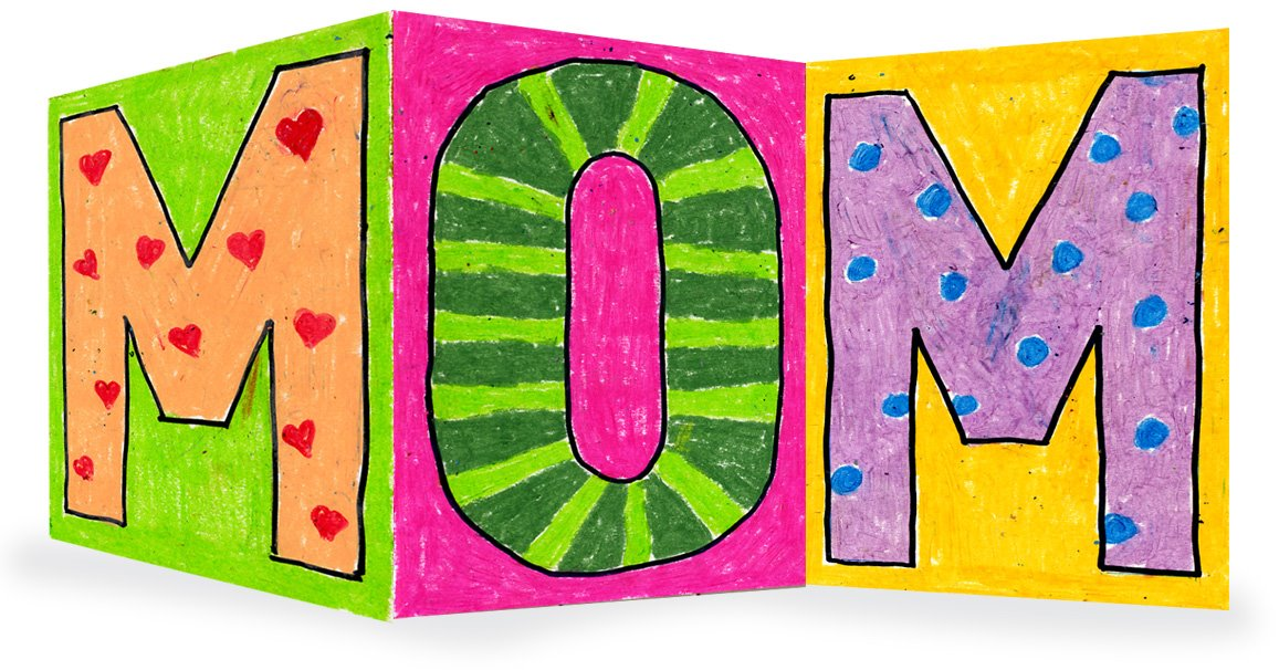 Mother 39 s day art project for kids ziggity zoom for Easy craft projects for mother s day