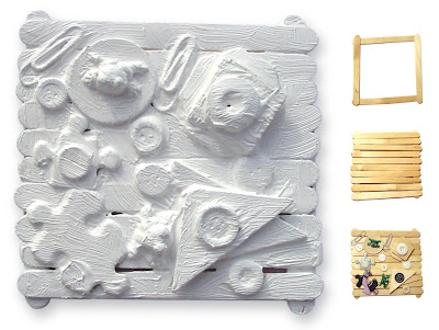 Louise Nevelson Found SculptureLouise Nevelson Art Lesson