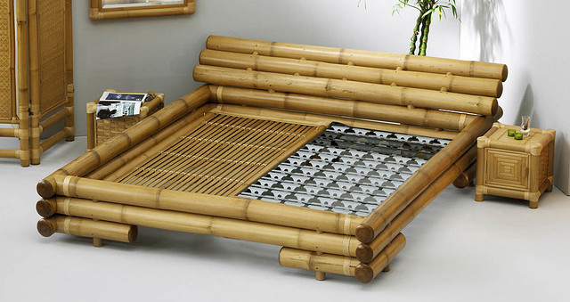 Beyond The Curtain Of Time Bamboo Furniture Beds For Sale
