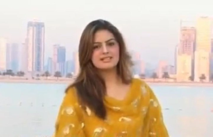 Ghazala Javed Photo Ghazala Javed Singing Pashto