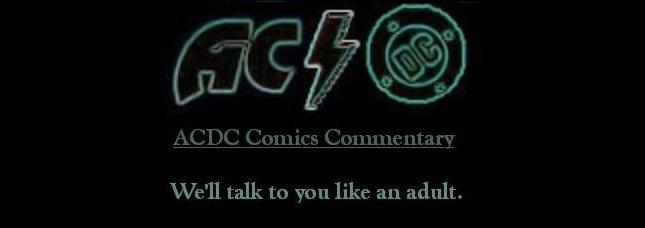 ACDC Comics Commentary
