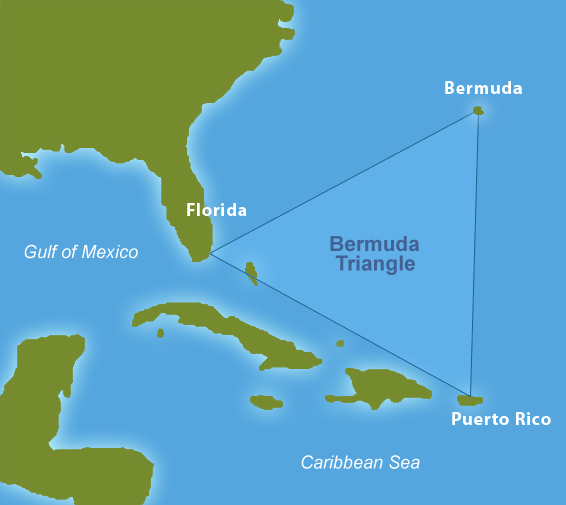Talk More Do Even More About The Real Bermuda Triangle