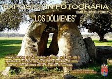 """Exposición de fotografías sobre megalitismo de Emilio José Pérez, titulada """"Los Dólmenes"""""""