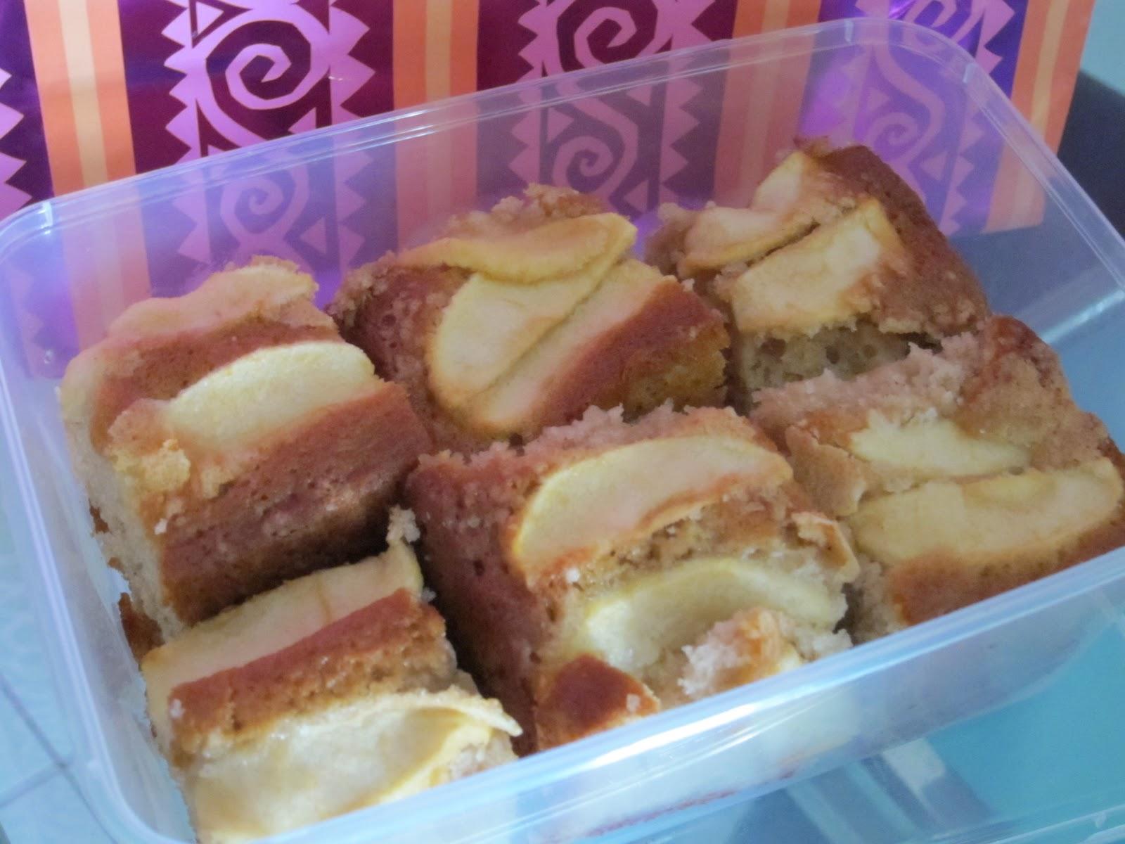 Apple Cake Rachel Allen