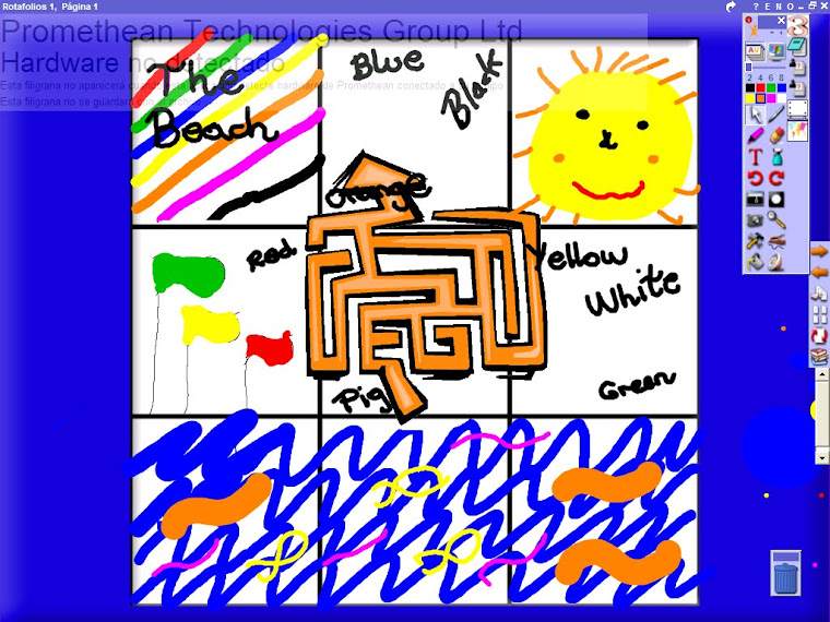 1º Dibujo de tablets