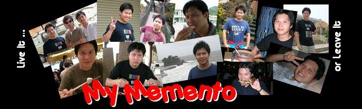 My Memento