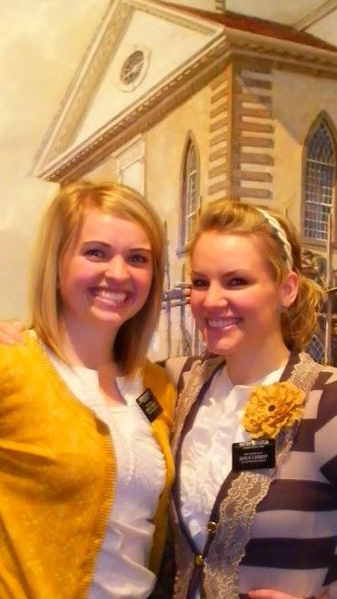 Sister Stewart & Sister Kingston