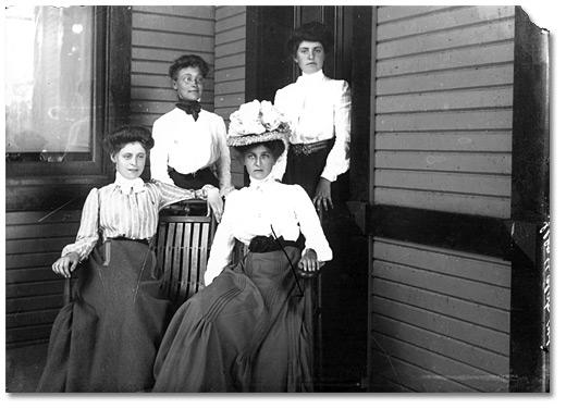 19th century American women