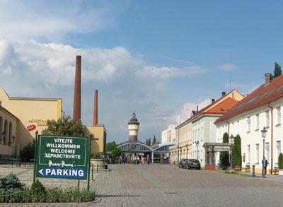 Чешское пиво, пивоварня Пльзенский Праздрой. Пиво Pilsner Urquell