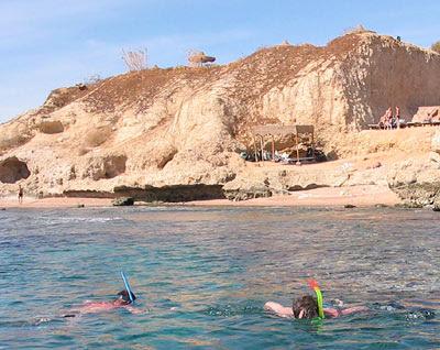 Египет. Рыбки. Снорклинг
