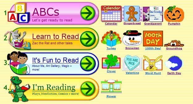 Starfall Kindergarten - Week 9