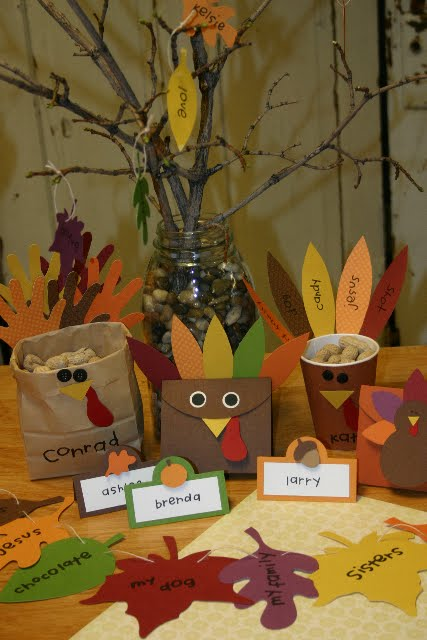 A few of my favorite things preschool thanksgiving ideas