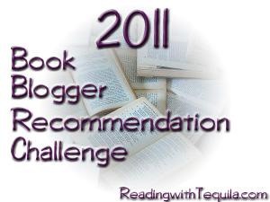 Book Blogger Challenge