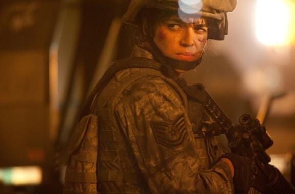 Battle: Los Angeles, Michelle Rodriguez