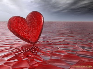 قلب المرأه
