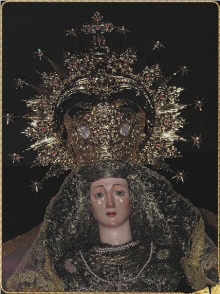 Santísima Virgen de la Amargura