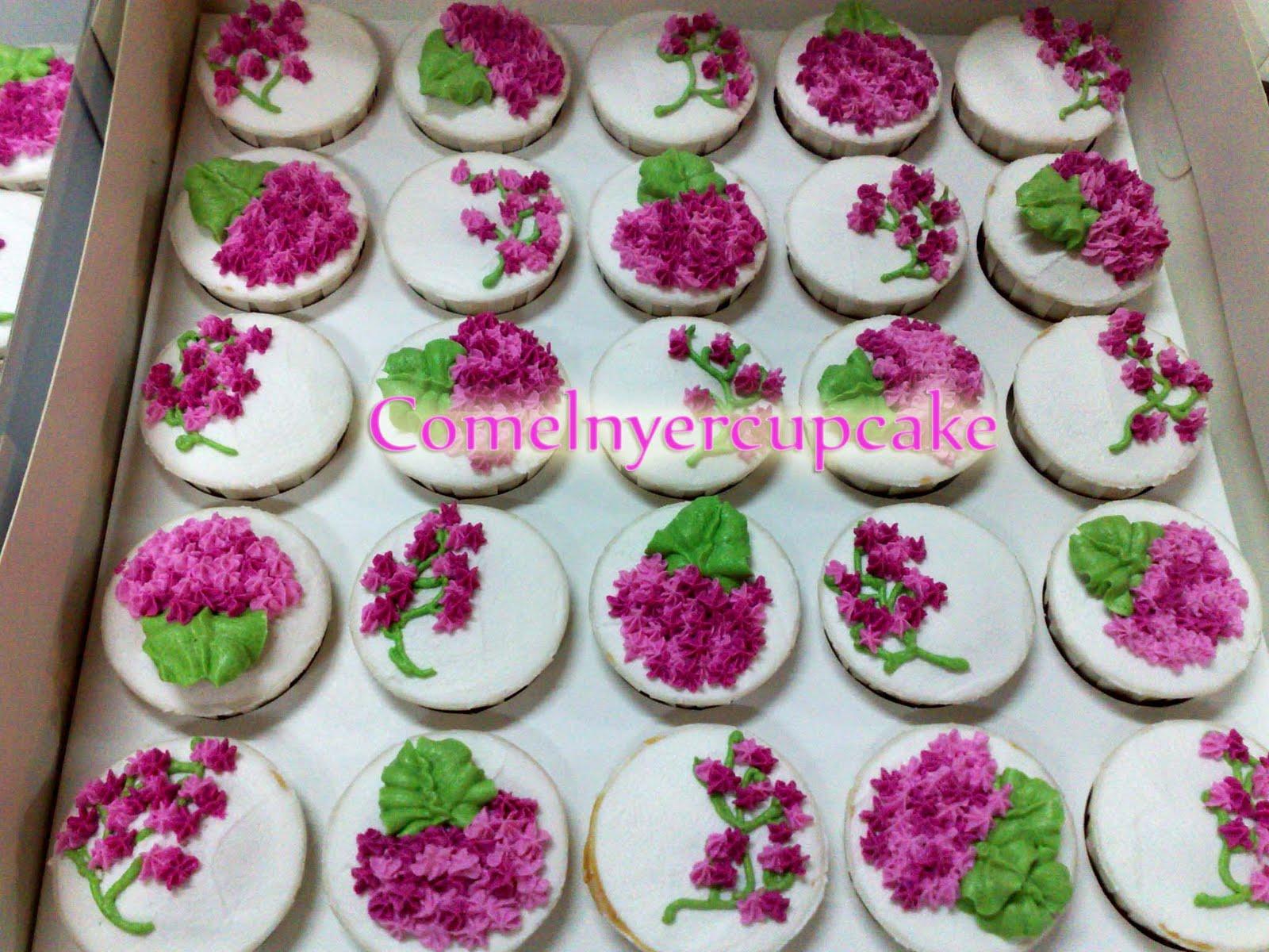 comelnyercupcake: Simple buttercream cupcakes