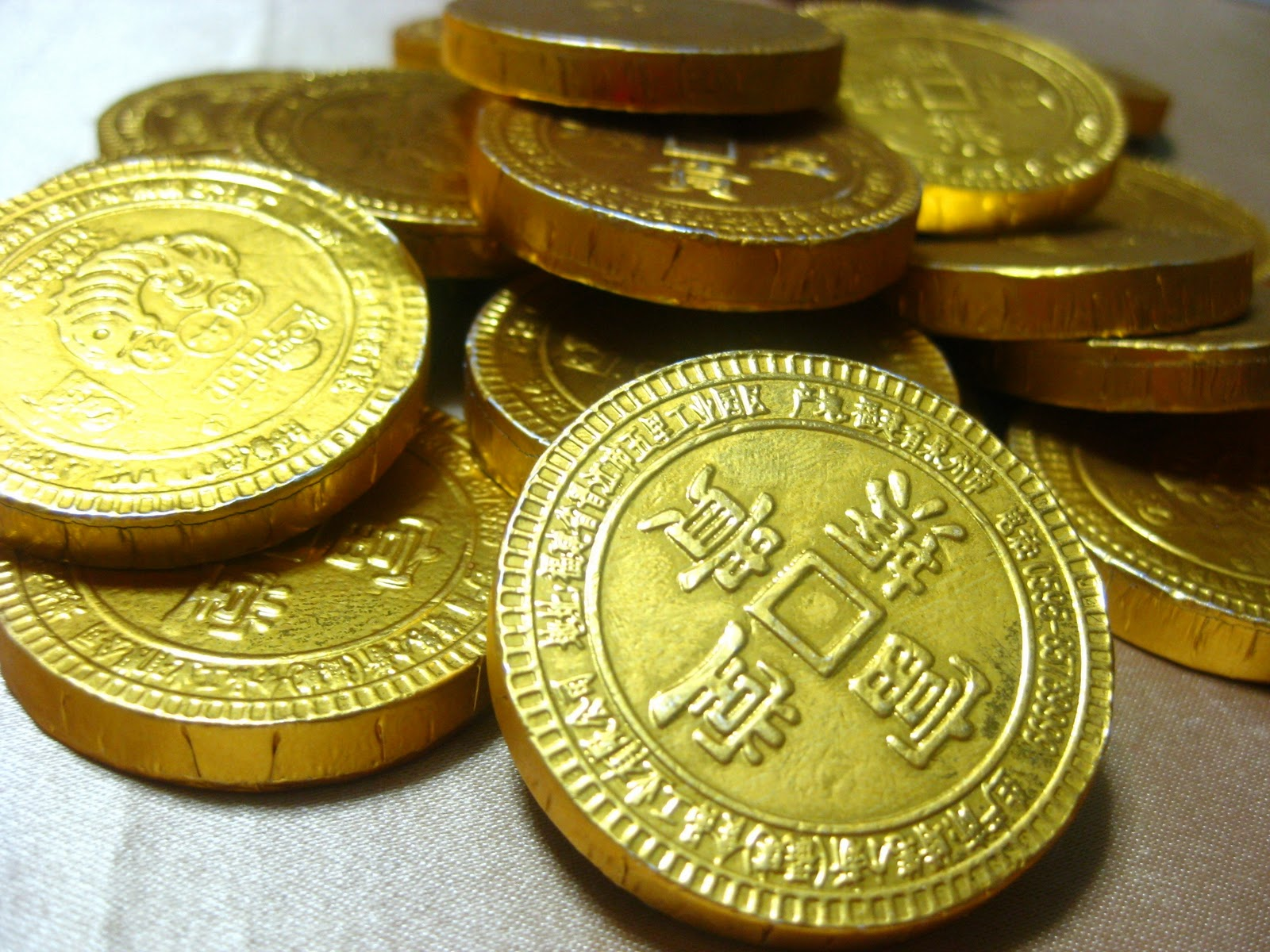 Cook this Recipe: Sweetest Chinese Gold Coins
