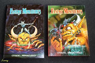 Fantasy Miniatures 1988 y 1989