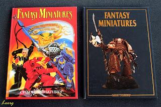 Fantasy Miniatures 1990 y 2002