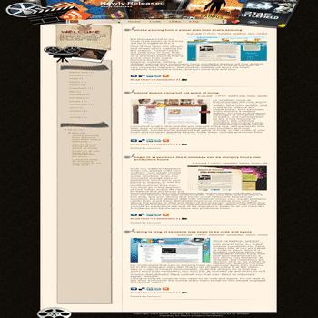 free blogger template convert wordpress theme to blogger Newly Released blogger template