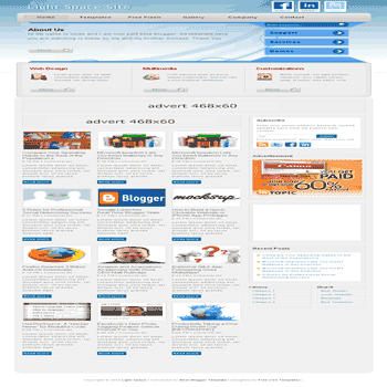 free blogger template converted from css template to blogger template Astra blogger template