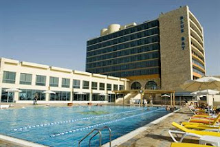Blue Bay Hotel Netanya Photo - borrowed without permission