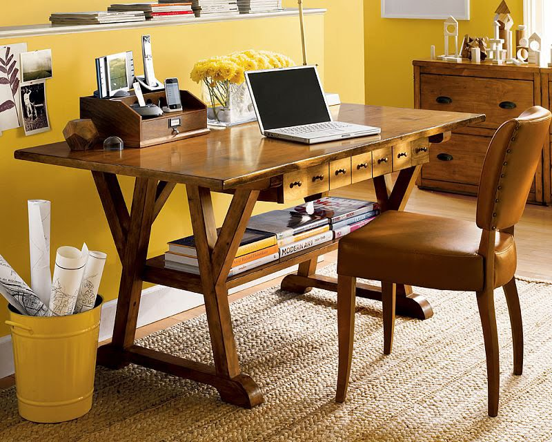gallery for cool home office desk