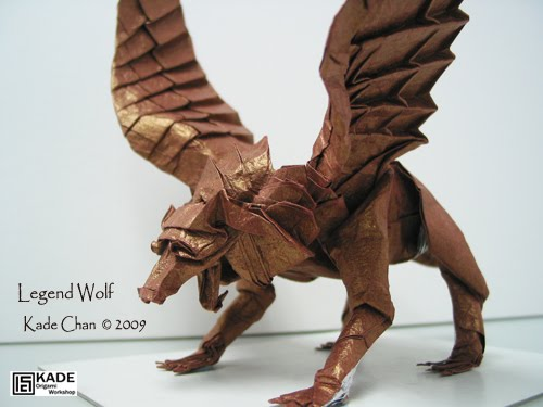 Designed By Kade Chan 2008 Sky Rider 2009 Legend Wolf