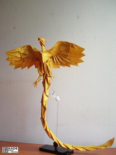 Phoenix 35 Folded From CP